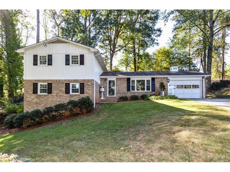 5568 Four Winds Drive, Lilburn, GA 30047 (MLS #5762040) :: North Atlanta Home Team