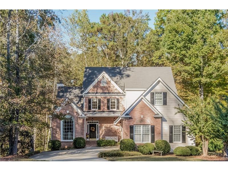 1506 Barksdale Court NW, Kennesaw, GA 30152 (MLS #5762165) :: North Atlanta Home Team