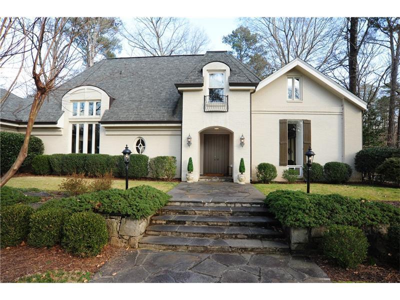 3565 Rembrandt Road, Atlanta, GA 30327 (MLS #5762169) :: North Atlanta Home Team