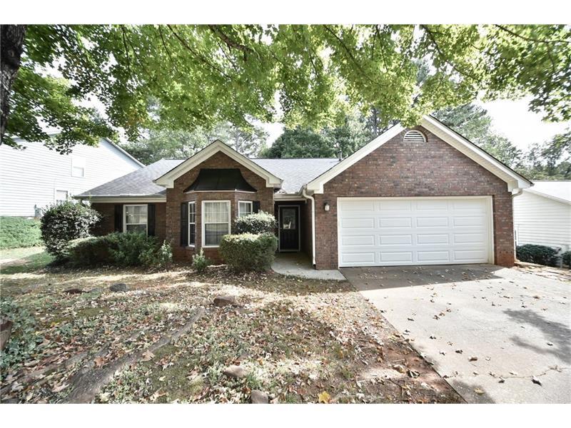 1291 Bailing Drive, Lawrenceville, GA 30043 (MLS #5762237) :: North Atlanta Home Team