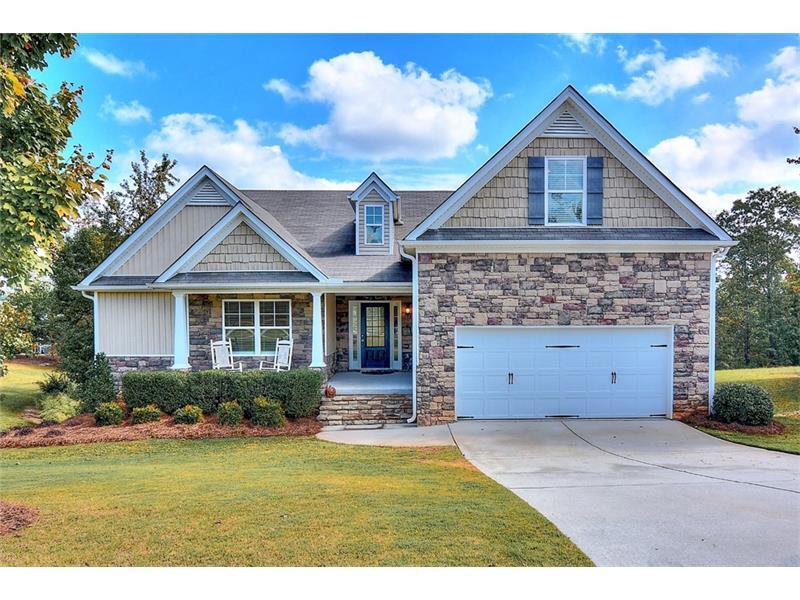 5550 Mulberry Preserve Drive, Flowery Branch, GA 30542 (MLS #5762453) :: North Atlanta Home Team
