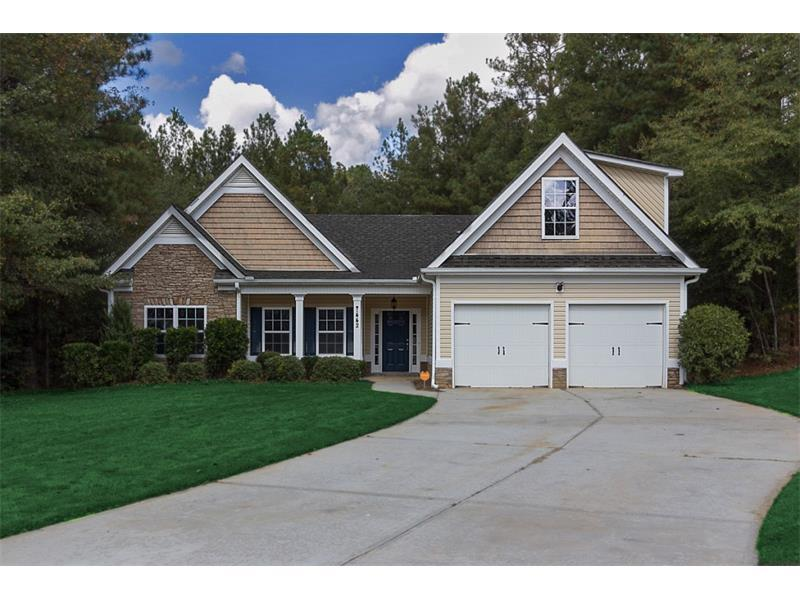 1442 White Oak Trace, Loganville, GA 30052 (MLS #5762831) :: North Atlanta Home Team