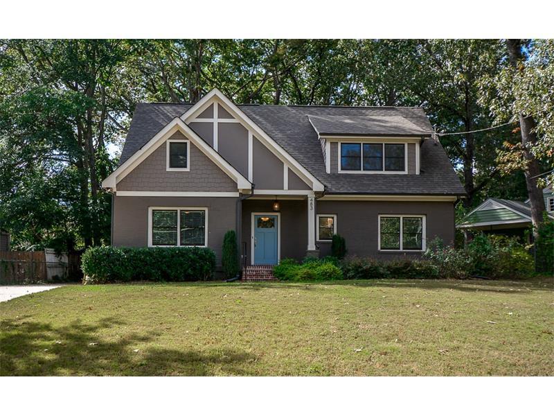 483 E Pharr Road, Decatur, GA 30030 (MLS #5762881) :: North Atlanta Home Team