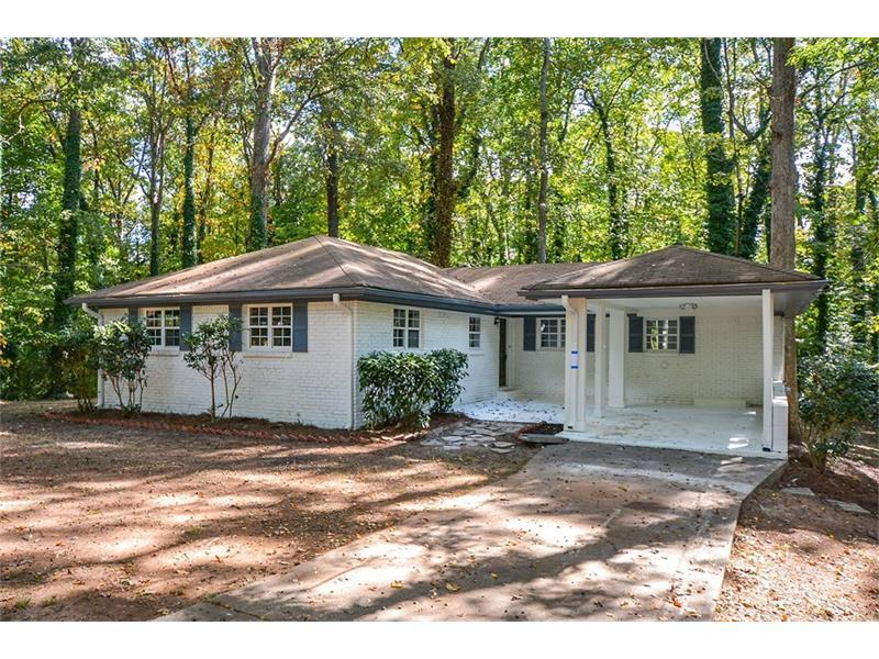 2913 Santa Barbara Drive, Decatur, GA 30032 (MLS #5763230) :: North Atlanta Home Team