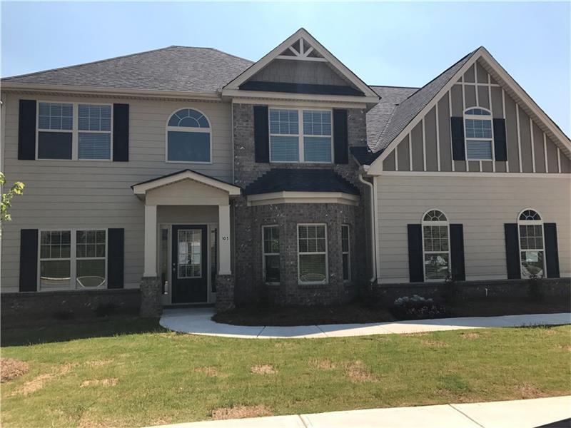 105 Gentle Spring Lane, Covington, GA 30016 (MLS #5763279) :: North Atlanta Home Team