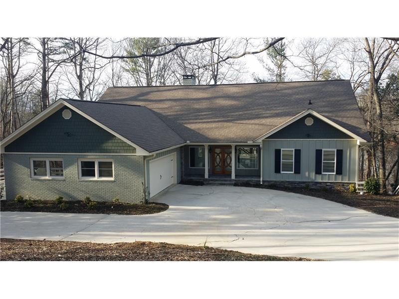 4011 Oak Harbour Court, Gainesville, GA 30506 (MLS #5763372) :: North Atlanta Home Team