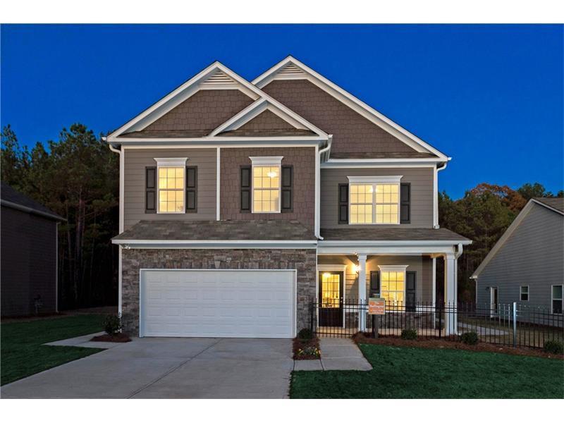 93 Ivey Township Drive, Dallas, GA 30132 (MLS #5763470) :: North Atlanta Home Team