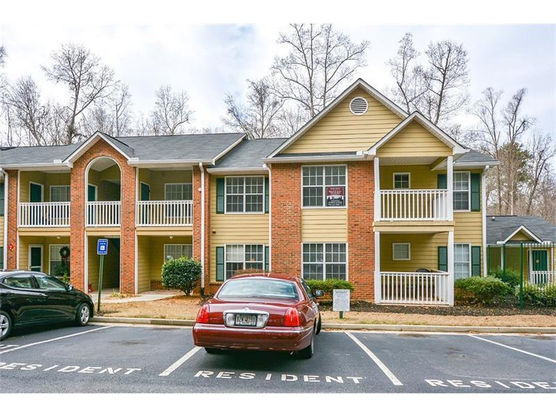 124 Streamside Drive #24, Roswell, GA 30076 (MLS #5788028) :: Carrington Real Estate Services
