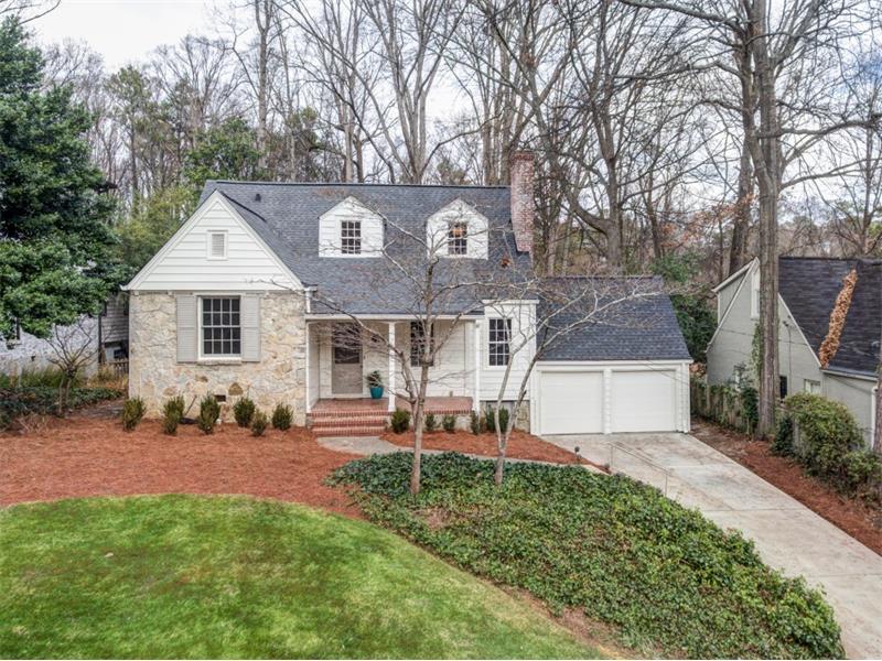 742 Greenview Avenue NE, Atlanta, GA 30305 (MLS #5788963) :: Carrington Real Estate Services