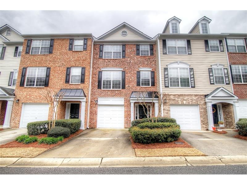 3546 Chattahoochee Summit Lane SE #28, Atlanta, GA 30339 (MLS #5789338) :: Carrington Real Estate Services