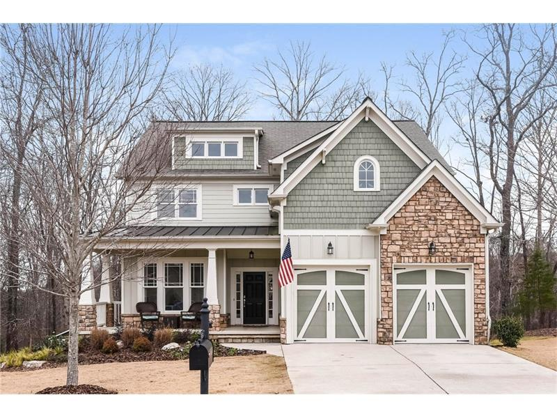 8245 Gracen Drive, Gainesville, GA 30506 (MLS #5789560) :: Carrington Real Estate Services