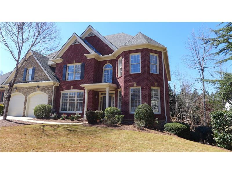 815 Cooper Farm Way, Johns Creek, GA 30097 (MLS #5789904) :: Carrington Real Estate Services