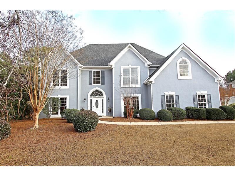 1642 Stonegate Way, Snellville, GA 30078 (MLS #5789955) :: Carrington Real Estate Services
