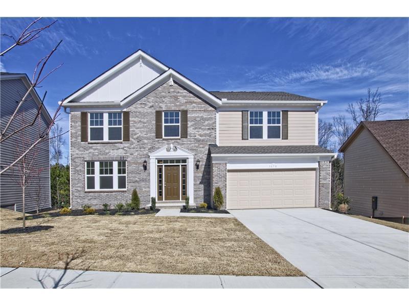 1670 Primrose Park Road, Sugar Hill, GA 30518 (MLS #5802732) :: Carrington Real Estate Services