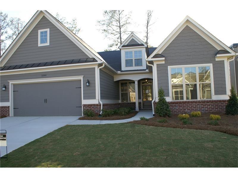 3344 Carolina Wren Trail SW, Marietta, GA 30060 (MLS #5811015) :: Carrington Real Estate Services