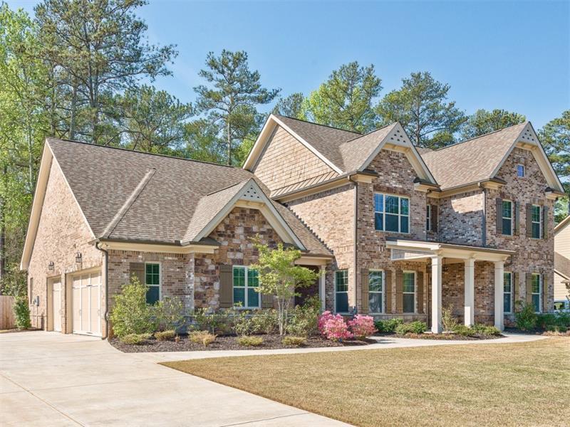 6277 Eagles Crest Drive, Acworth, GA 30101 (MLS #5812233) :: Carrington Real Estate Services