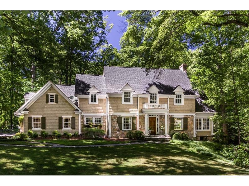 3800 Vermont Road NE, Atlanta, GA 30319 (MLS #5812962) :: Carrington Real Estate Services