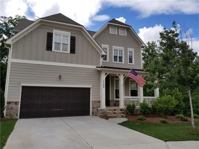 1782 Grand Oaks Drive, Woodstock, GA 30188 (MLS #5817333) :: Carrington Real Estate Services