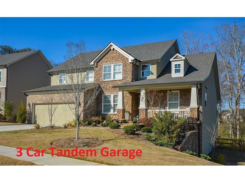 515 Highland Drive, Woodstock, GA 30188 (MLS #5817354) :: Carrington Real Estate Services