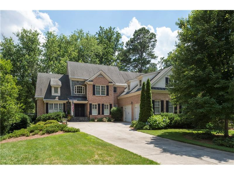 435 Pine Forest Road, Sandy Springs, GA 30342 (MLS #5818574) :: Carrington Real Estate Services