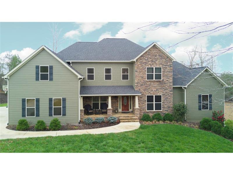4918 Highway 52 E, Dahlonega, GA 30533 (MLS #5819032) :: Carrington Real Estate Services