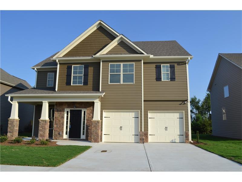 150 Brooks Village Drive, Pendergrass, GA 30567 (MLS #5836621) :: Carrington Real Estate Services