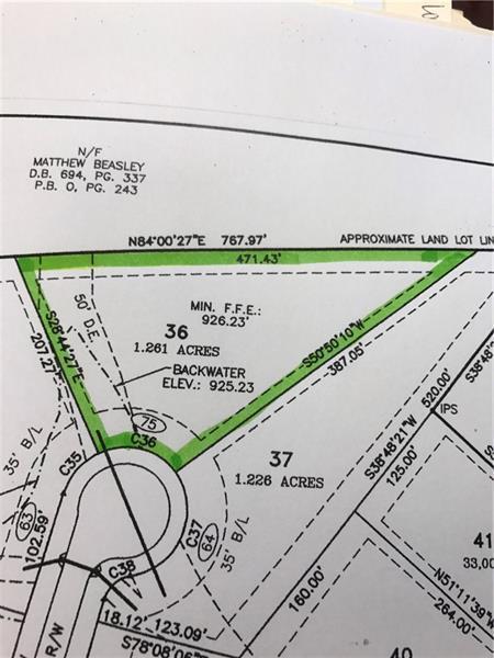 0 Evening Sunset Road, Cedartown, GA 30125 (MLS #5838627) :: Carr Real Estate Experts