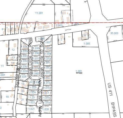 Lot11A Audrey Lane, Other-Alabama, GA 35960 (MLS #5860491) :: RE/MAX Paramount Properties