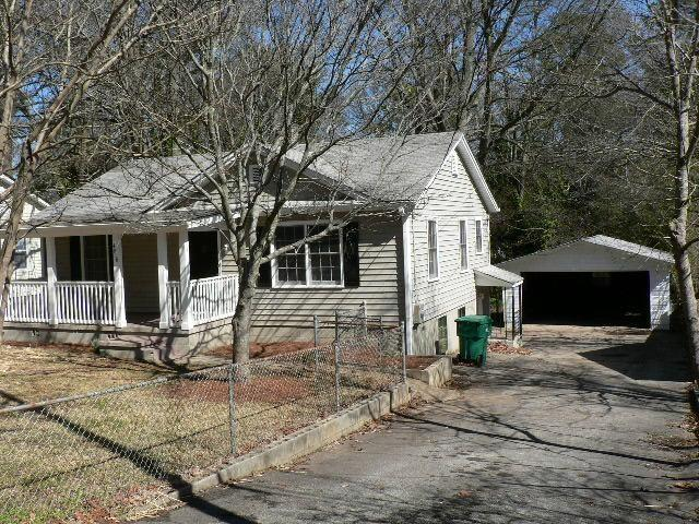 4616 City View Drive, Forest Park, GA 30297 (MLS #5862563) :: The Cowan Connection Team