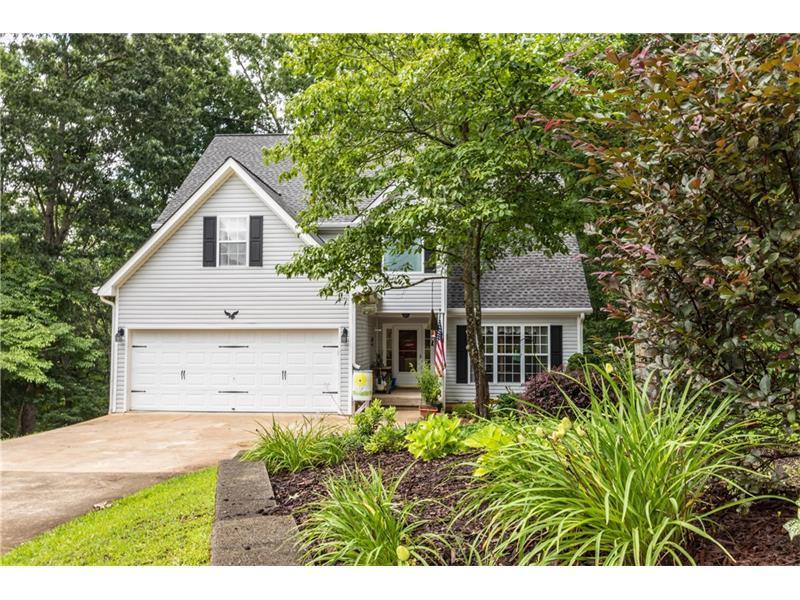 3060 Cypress Cove, Ball Ground, GA 30107 (MLS #5871036) :: Carrington Real Estate Services