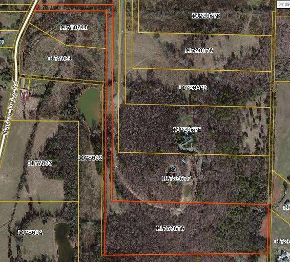 0 Marion Dairy Road, Lindale, GA 30147 (MLS #5880518) :: Carr Real Estate Experts