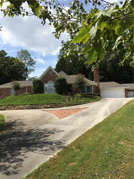 345 Camelot Circle NW, Calhoun, GA 30701 (MLS #5901112) :: RCM Brokers