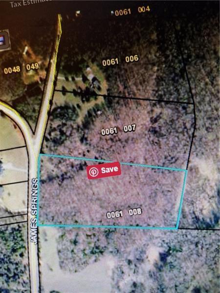 0 James Adams Road, Danielsville, GA 30633 (MLS #5904161) :: North Atlanta Home Team