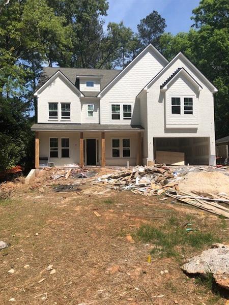 1700 Wayland Circle NE, Brookhaven, GA 30319 (MLS #5913921) :: RE/MAX Paramount Properties