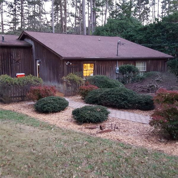 144 Overlook Drive, Martin, GA 30557 (MLS #5915737) :: The Russell Group