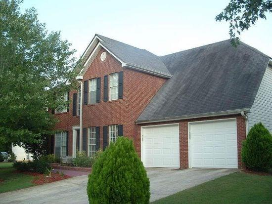1179 Carriage Trace Circle, Stone Mountain, GA 30087 (MLS #5924157) :: Carr Real Estate Experts