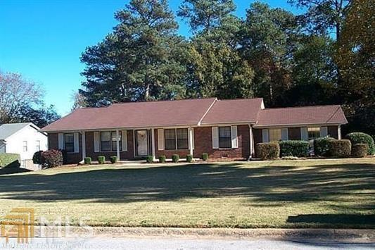 2856 Country Club Court SE, Conyers, GA 30013 (MLS #5930047) :: North Atlanta Home Team