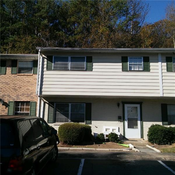 4701 Flat Shoals Road 57D, Union City, GA 30291 (MLS #5933912) :: RE/MAX Prestige
