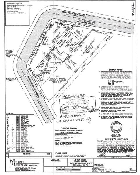 993 Albion Avenue, Atlanta, GA 30307 (MLS #5942672) :: The Justin Landis Group