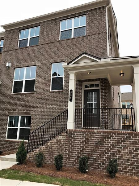 596 Sunset Park Drive #1301, Suwanee, GA 30024 (MLS #5947669) :: The Bolt Group