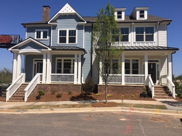 1022 Edgemont Drive #10, Milton, GA 30004 (MLS #5949247) :: Carr Real Estate Experts