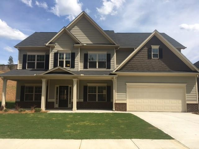 173 Cherokee Reserve Circle, Canton, GA 30115 (MLS #5950599) :: Path & Post Real Estate