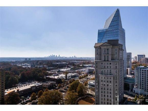3324 Peachtree Road NE #2316, Atlanta, GA 30326 (MLS #5955211) :: RCM Brokers