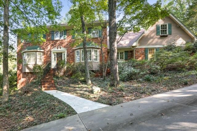 7985 Saddle Ridge Drive, Sandy Springs, GA 30350 (MLS #5957595) :: North Atlanta Home Team