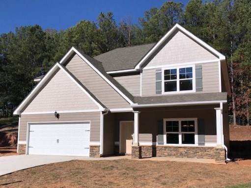 391 Gladys Drive, Bremen, GA 30110 (MLS #5961296) :: Carr Real Estate Experts