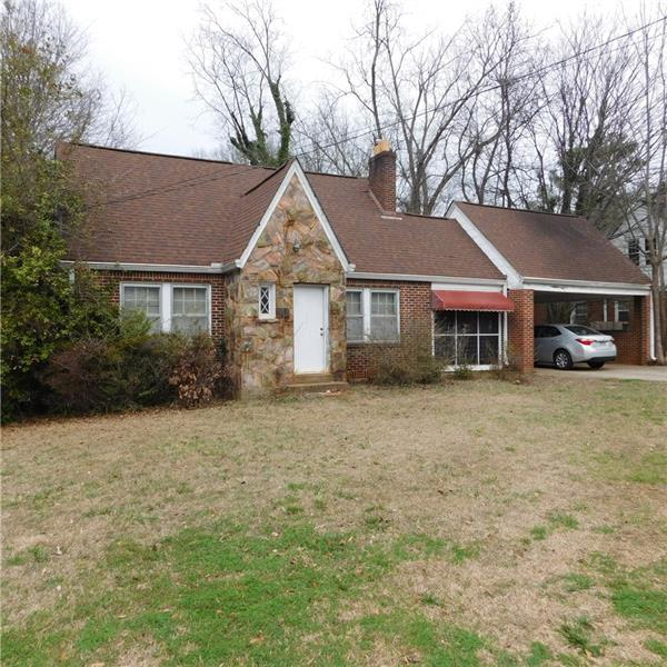 2079 Ben Hill Road, East Point, GA 30344 (MLS #5965993) :: North Atlanta Home Team