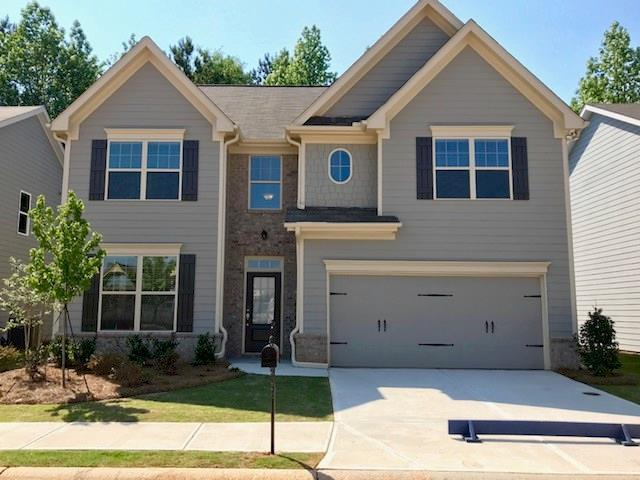 316 Meeting Street, Mcdonough, GA 30252 (MLS #5967247) :: The Bolt Group