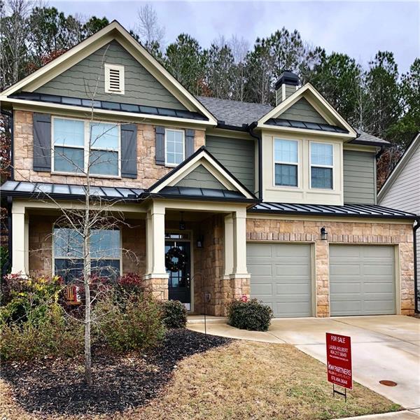 131 Stoney Creek Parkway, Woodstock, GA 30188 (MLS #5967632) :: North Atlanta Home Team