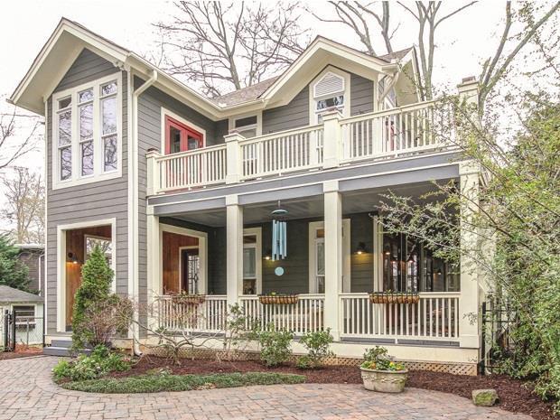 510 Oakdale Road, Atlanta, GA 30307 (MLS #5968840) :: North Atlanta Home Team