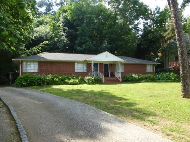 2160 Northside Drive NW, Atlanta, GA 30305 (MLS #5968936) :: North Atlanta Home Team